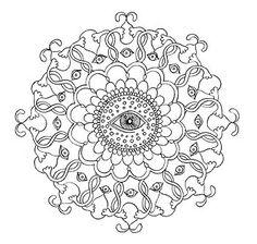 Tons Of Printable Mandala Designs Free For Download Print