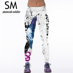 11d5e219fdaa53 New Women Sports Yoga Pants Spandex Legging Gym Sportswear Workout Fitness  Slim Tights Running Leggings Jogging Trousers-in Yoga Pants from Sports ...