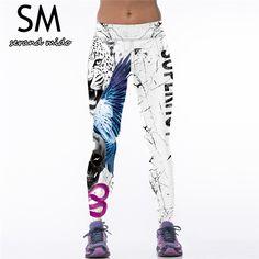 New Women Sports Yoga Pants Spandex Legging Gym Sportswear Workout Fitness Slim Tights Running Leggings Jogging Trousers