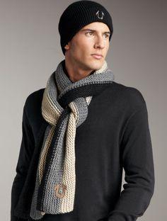 Italian scarf tie.
