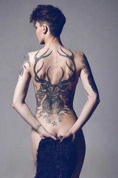 ef847c4f1 Great Tattoo Ideas & Amazing Tattoos! - Mr Pilgrim #amazingtattoos  #greattattoo #
