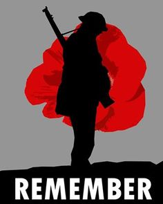 Lest We Forget Soldier Silhouette, Ww2 Propaganda Posters, Remembrance Day Poppy, Poppy Craft, Remembrance Tattoos, Peace Poster, Patriotic Images, Armistice Day, Poppies Tattoo