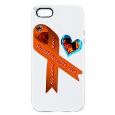 My Child Has CRPS RSD Fire iPhone 5/5s Candy Case