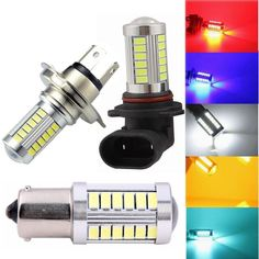 H11 H8 H7 1156 BA15S 1157 BAY15D 9005 HB3 9006 HB4 5630 33 SMD 33-LED White Car Fog Driving Light Lamp Bulb Red Amber Ice Blue - http://mixre.com/h11-h8-h7-1156-ba15s-1157-bay15d-9005-hb3-9006-hb4-5630-33-smd-33-led-white-car-fog-driving-light-lamp-bulb-red-amber-ice-blue/ #CarLightSource