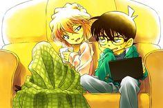 Zerochan anime image gallery for Haibara Ai, Edogawa Conan. Magic Kaito, Dc Anime, Anime Manga, Sherlock Holmes, Gosho Aoyama, Detective Conan Wallpapers, Amuro Tooru, Kaito Kid, Detektif Conan