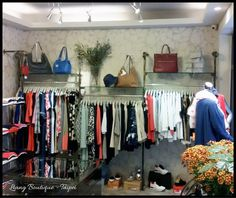 #BRIANDALES  #TAIPEI #LIANG'S BOUTIQUE