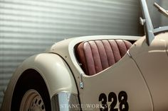 Aesthetics - The Pre-War BMW 328