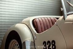 Aesthetics - The Pre-War BMW 328