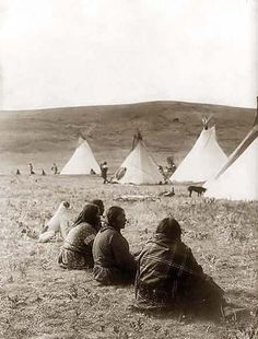 Atsina Nation - Montana - 1908 - Photograph by Edward Curtis Native American Beauty, Native American Photos, Native American Tribes, Native American History, Sioux, Edward Curtis, Trail Of Tears, Into The West, Indian Pictures