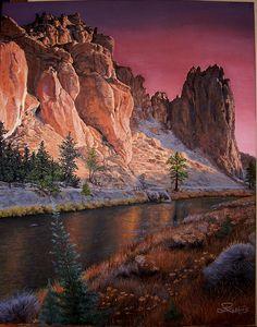 Smith Rock, Central Oregon