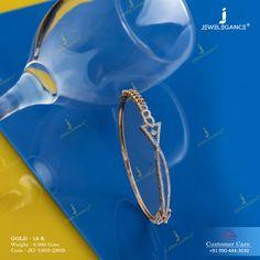 Get In Touch With us on Diamond Bracelets, Diamond Jewelry, Bangle Bracelets, Gold Jewelry, Ladies Bracelet, Jewellery, Fine Jewelry, Gold Bangles Design, Jewelry Design