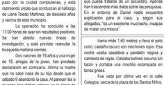 CAPÍTULO 1   La Noche en Blanco       Diario de Alcalá, 14 de junio de 2012                Mariaje López   Gracias por cada vez que me d...