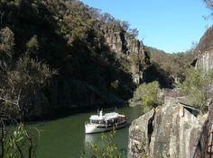 Cataract Gorge Reserve: View from northern track, Launceston, Tasmania... #Australia http://www.tripadvisor.com.au/ShowForum-g255096-i887-Tasmania.html