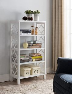 Looking for Kings Brand Furniture White Finish Wood Etagere 5 Tier Bookcase ? Check out our picks for the Kings Brand Furniture White Finish Wood Etagere 5 Tier Bookcase from the popular stores - all in one. Cube Bookcase, Etagere Bookcase, Bookshelves, Bookcase White, Bookshelf Styling, Living Room Sets, Bedroom Sets, Storing Books, Cube Storage