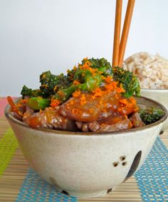 Orange Beef and Broccoli - from Damn Delicious http://damndelicious.net/2012/04/02/orange-beef-and-broccoli/