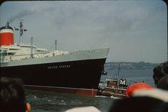 May 25, 1961 - Departing NY