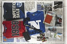 #Northsails #collection #SS2014 #spring #summer #lookbook #catalogue #tshirt #printed #collezione #primavera #estate #catalogo