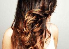ombre hair hombre chatouche shatush sfumato diy fai-da-te capelli hair style