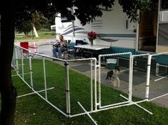 rv dog fence - Google Search portable pet fence for rv