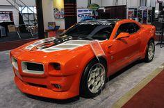 New 2015 Pontiac Firebird Trans AM