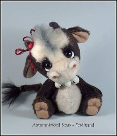Ferdinand by Delane Summerwood |AutumnWood Bears