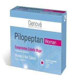 Pilopeptan Woman es un tratamiento oral especialmente formulado para la caída ocasional y aguda en la mujer. Porque la mujer tiene momentos ...