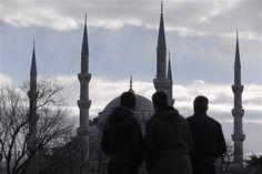 10 people (8 German tourist) were killed The Turkish city #Istanbul on 12.1.16