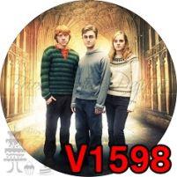 Harry Potter – Imagini comestibile pe VAFA (foaie de napolitana) si ICING (foaie de zahar), decupaje din icing (decupaj electronic) si decoratiuni din vafa. Harry Potter