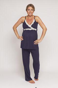 a2f179c11cc Pyjamas - Camisole top. Pajama BottomsPyjamasPerfect Fit BreastfeedingNightwearCamisole TopShoulder StrapMaternityJumpsuit