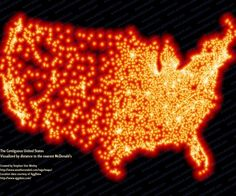 McDonalds in America...woah.