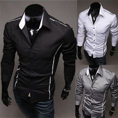 BodyStripe Dress Shirt