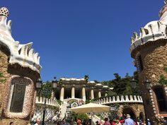 Park Guell - Barcelona - Espanha