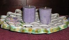 LAVENDER And WHITE OAKMOSS Scent Homemade by StarlightChandling, $1.00