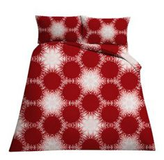 red-blend-dot-bedset-mockup