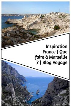 Que visiter à Marseille lors de vos vacances ? Découvrez mes incontournables, restaurants, bars, plages et randonnées dans le Sud de la France. #marseille #voyage #france Road Trip, Destinations, Voyage Europe, Destination Voyage, Parc National, France, Blog Voyage, Restaurants, About Me Blog