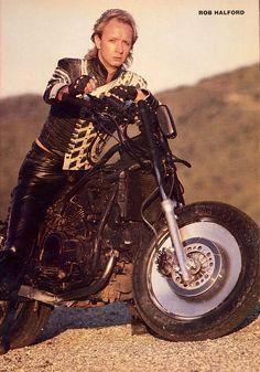 Rob Halford, from Judas Priest Metal Meme, Metal On Metal, Heavy Metal Rock, Heavy Metal Music, Judas Priest, Rob Halford, Hard Music, Jim Morrison Movie, Theme Tunes