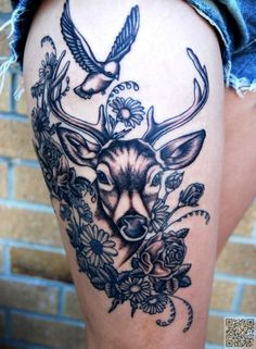 28 #Animal Tattoos You've Got to See to Believe ...
