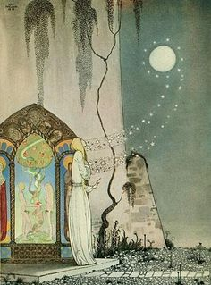 Kay Neilsen, my all time favorite artist ever.
