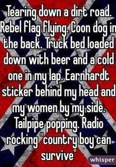 Rebel Flag Quotes And Sayings. QuotesGram