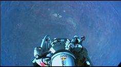 10/14/12  Felix Bungartner Breaks the Speed of Sound