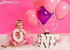 Baby Girl 1st Birthday Petti Tutu Set-- Princess Crown--Birthday Party Outfit--Personalized