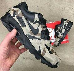Nike Air Máx X Army Camo
