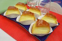 Aprenda o modo de preparo Pudim de padaria na forminha! É muito fácil e o resultado final é um quitute delicioso! Confira!