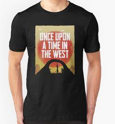 Once Upon a Time in the West - Hanging Scene T-Shirt C'era Una Volta il West, Spiel mir das Lied vom Tod von adriangemmel
