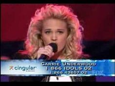 Carrie Underwood....Alone