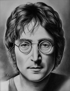 John Lennon by lulukal