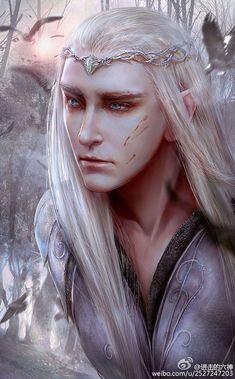 Elu Thingol - Szary Płaszcz