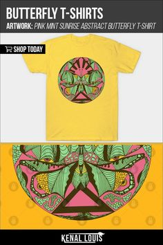 Beautiful and creative graphic tees collection. Unique graphic t-shirts created by Kenal Louis. Kenal Louis T-Shirts. Custom T-shirts by Artist Kenal Louis. Own any of these creative and thoughtfully illustrated drawings or illustrations on t-shirts, hoodies and more. Shop any of the t-shirts you love on Teepublic. #butterfly #tshirts