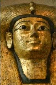 """Ancient Pharaonic civilization: """" Queen Ahhotep"""""""