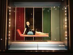"""Miu Miu, London,""""relax Suzy.......it's the weekend"""", pinned by Ton van der Veer"""